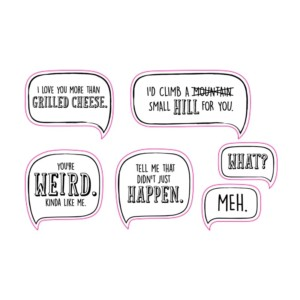 Silly Sayings Stamp Set