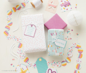 Paper Party Event