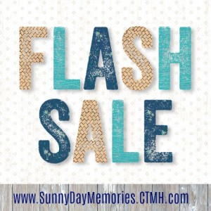 June CTMH Flash Sale