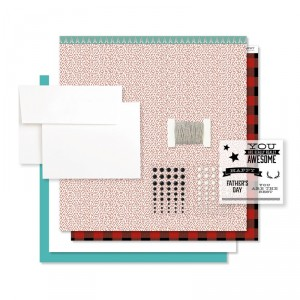 CTMH Father's Day Cardmaking Kit