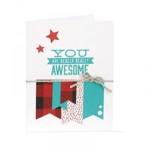 Awesome Father's Day Kit Card