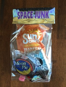 Solar Eclipse Treat Bag