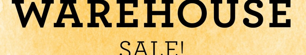CTMH Warehouse Sale