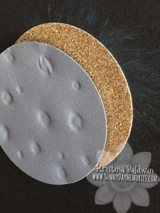 Close-up Solar Eclipse Card