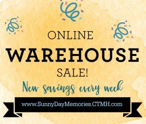 CTMH Warehouse Sale