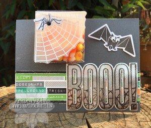 Booo Box Card