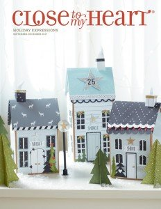 CTMH Holiday Expressions Catalog
