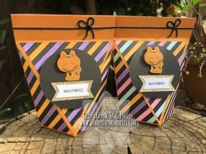 Punny Pals Halloween Boxes