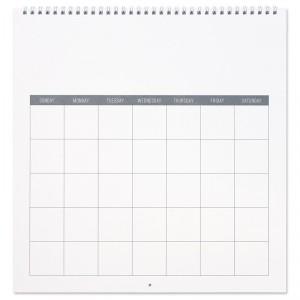 My Creations Calendar