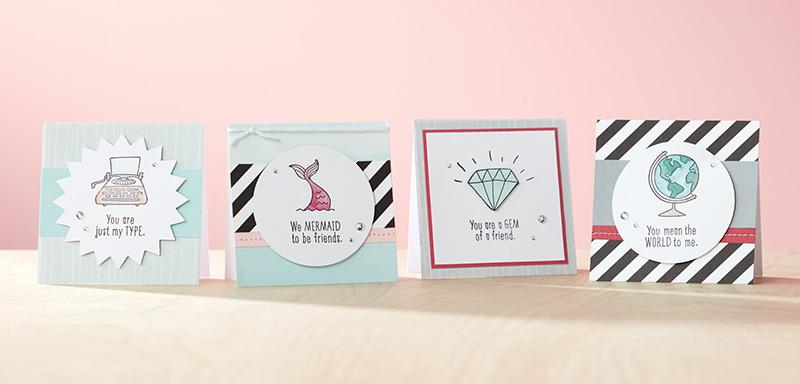 A Little Bit of Pun Cards