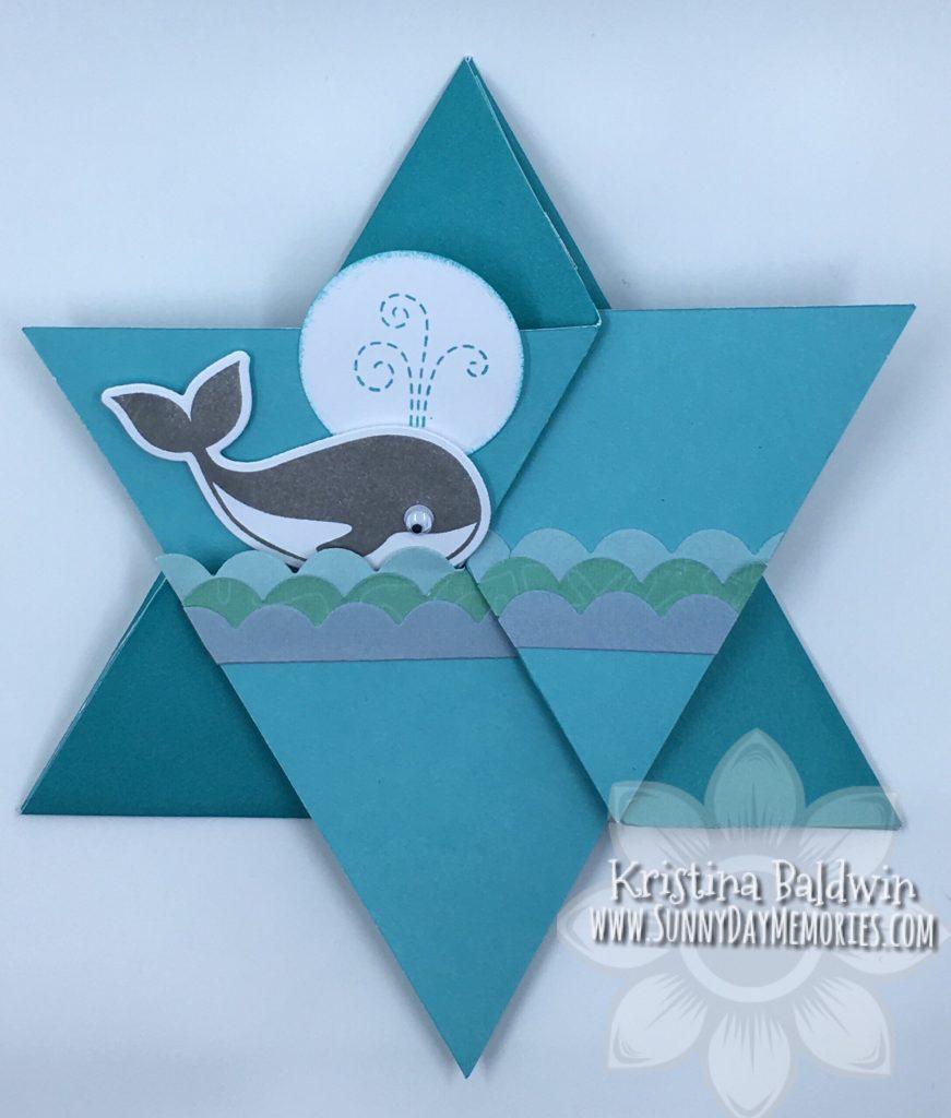 Whale Star Card