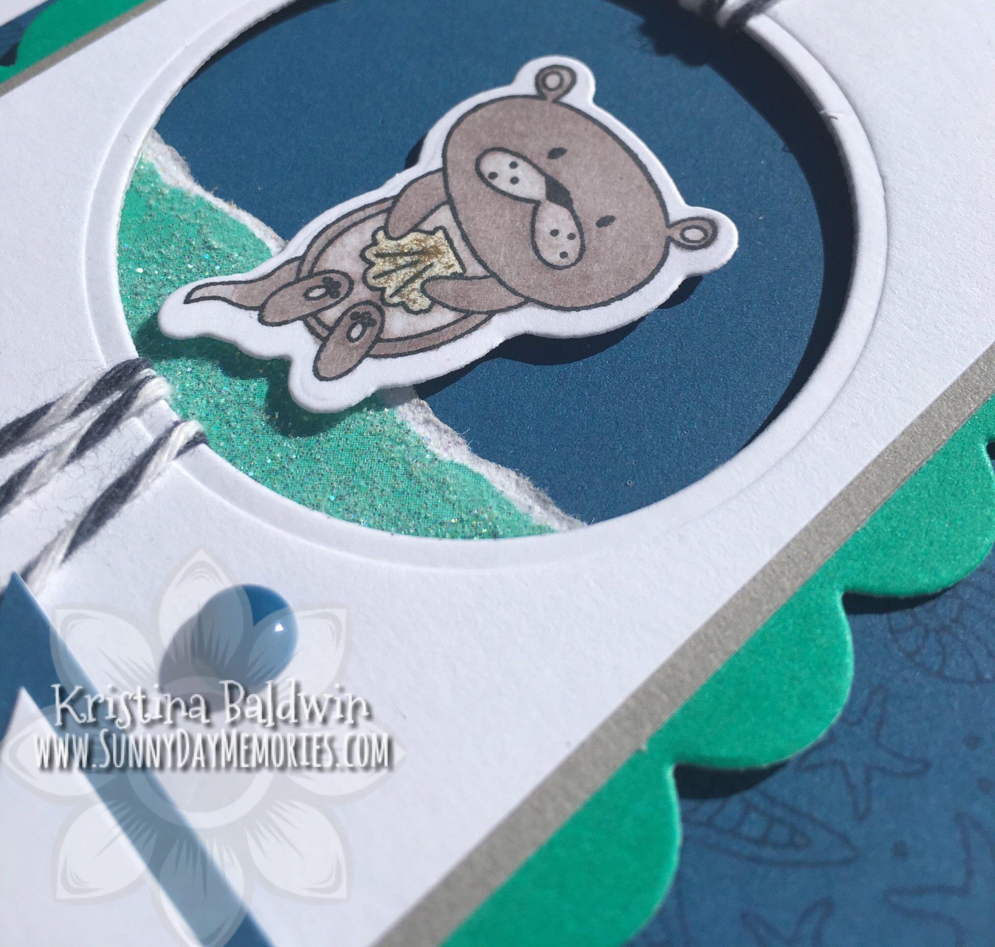 Otter Punny Pals Closeup