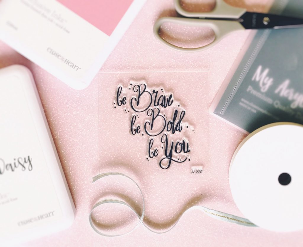 CTMH Be You Stamp Set Giveaway