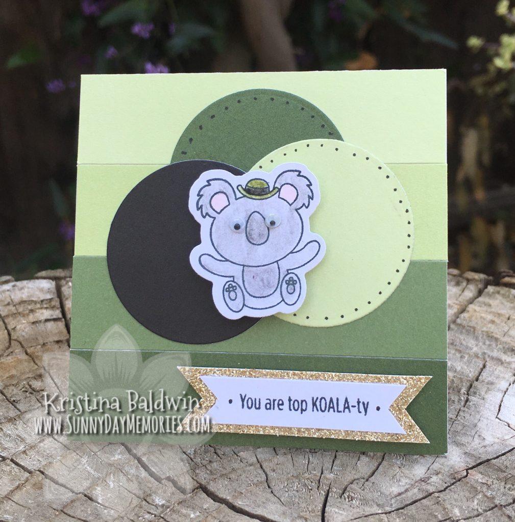 Top Koala-ty Card