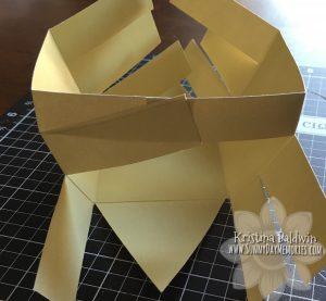 Step 4 Part 2 Mini Easter Basket