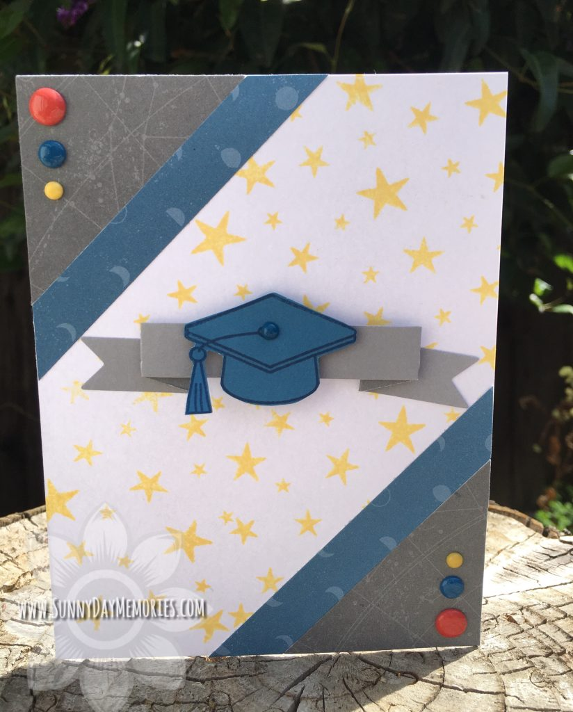 Graduation Cap Card