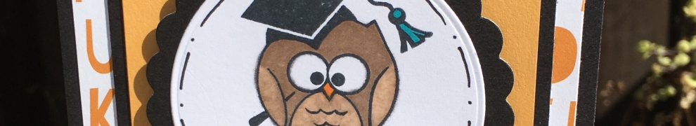 Owl Graduation Card