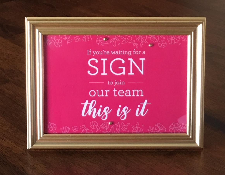 CTMH Consultant Sign
