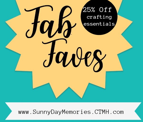 CTMH Fab Faves Flash Sale