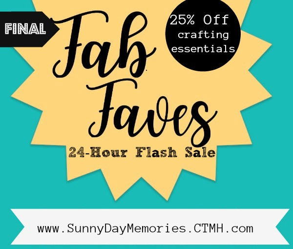 Final Fab Faves Flash Sale