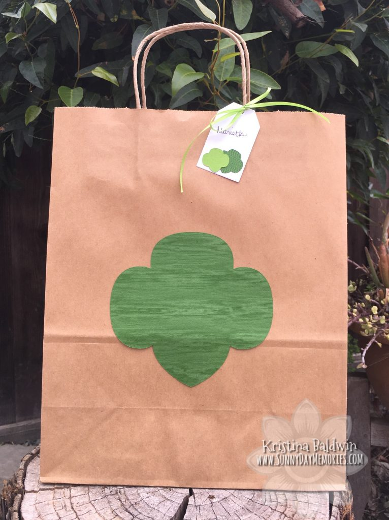 Girl Scout Gift Bag