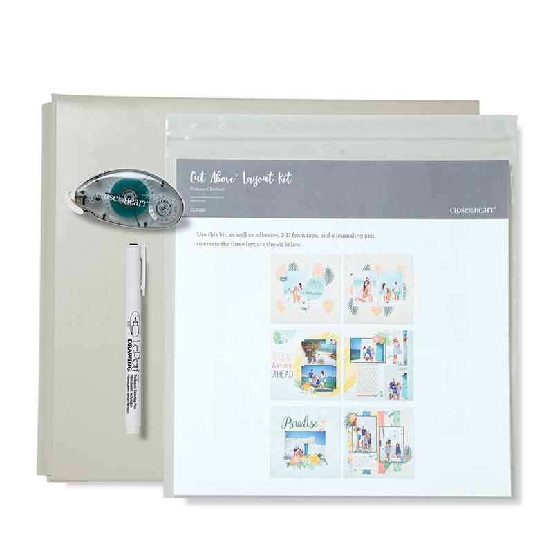 Cut Above Grey Post Kit