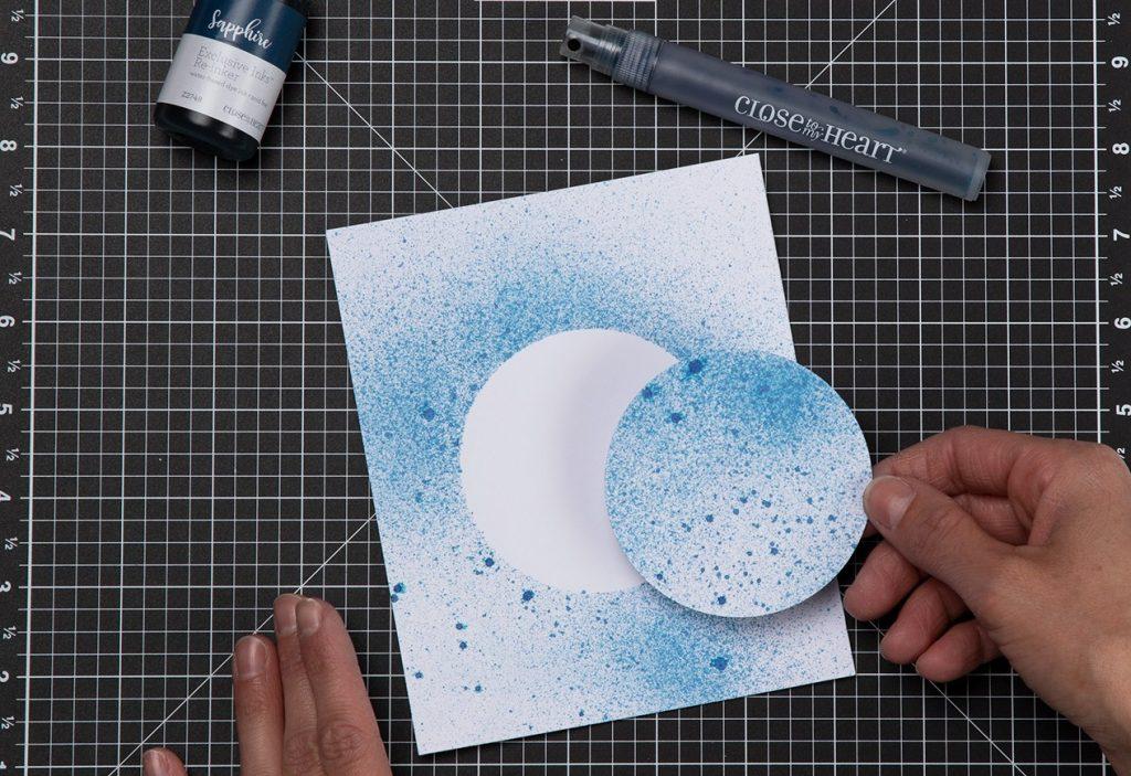 Spray Pen Splatter