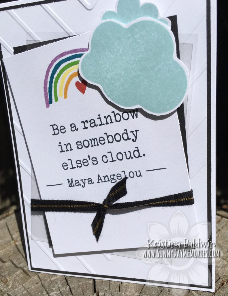 Be a Rainbow Card 2