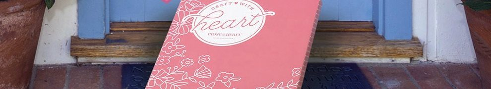 CTMH Craft with Heart Subscription Kit