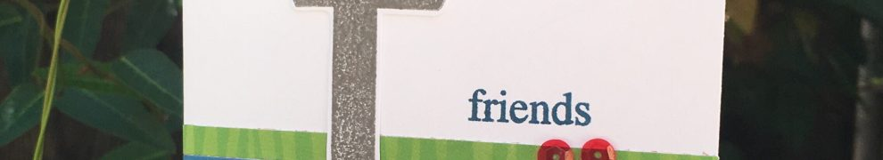 "Solos ""f"" Friend Card"