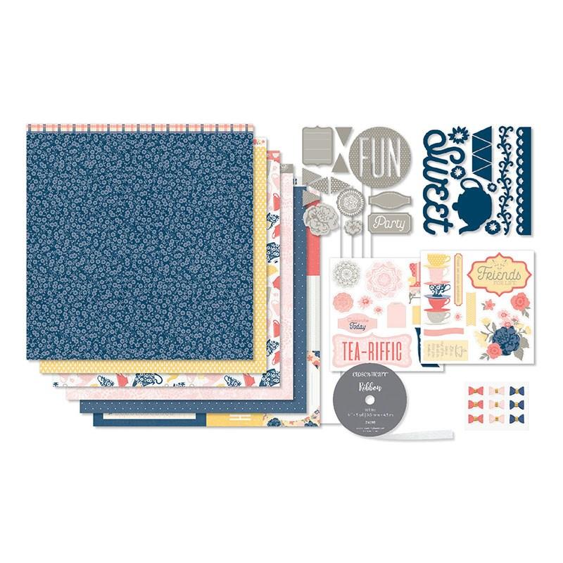 Beautiful Friendship Scrapbooking Kit