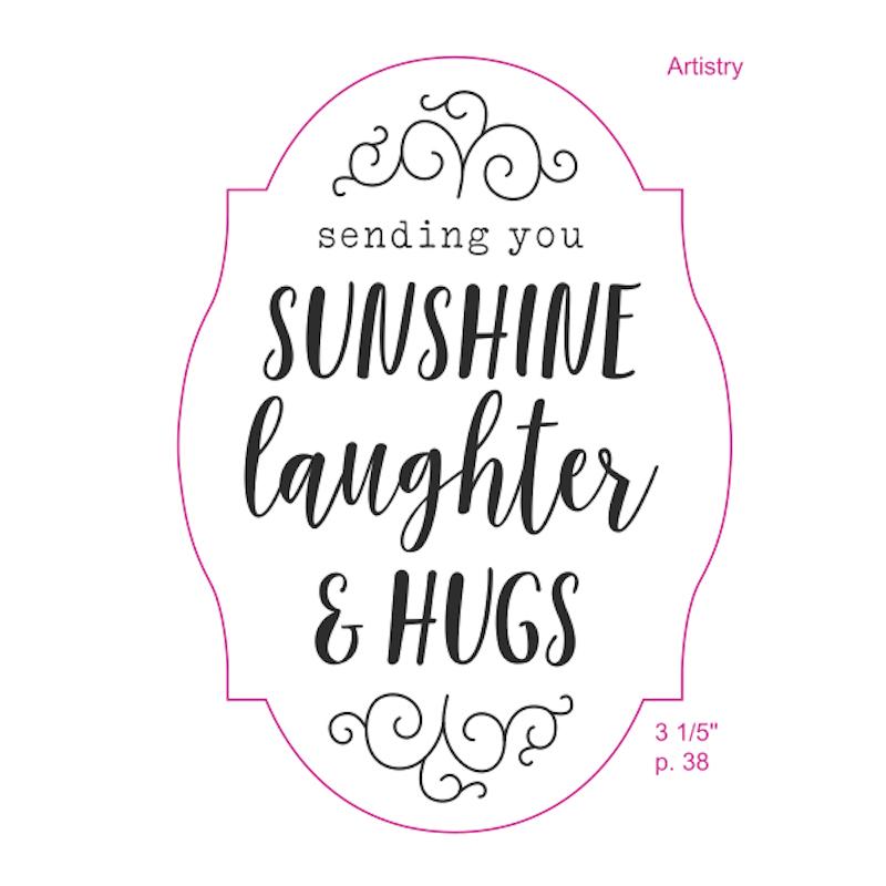 Sending Sunshine Stamp Set