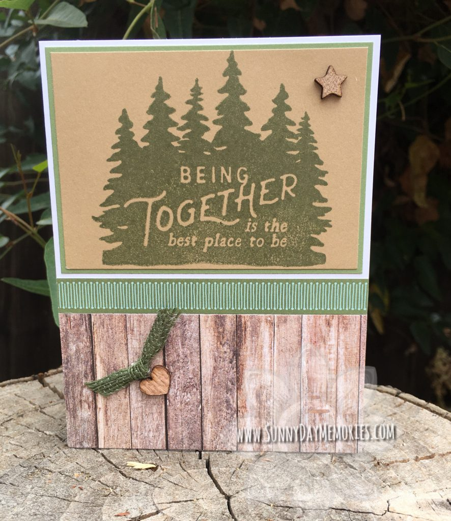 Being Together Card