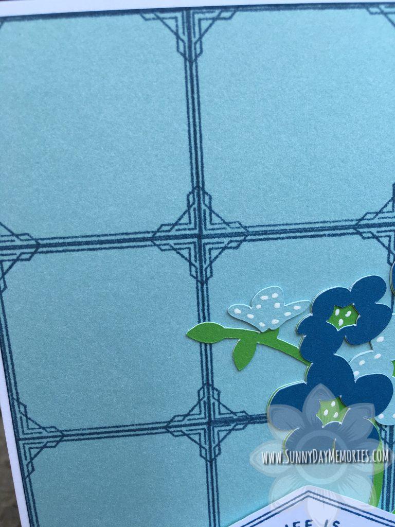 Closeup of Window Panes