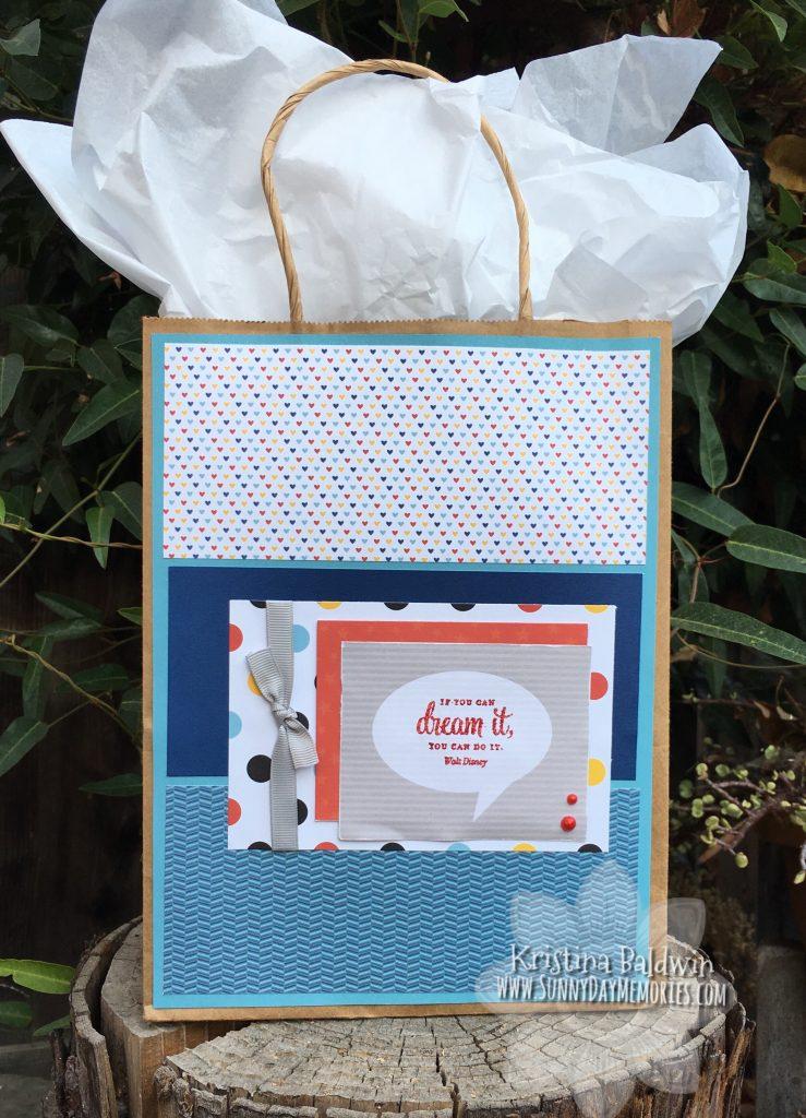 CTMH Magical Gift Bag