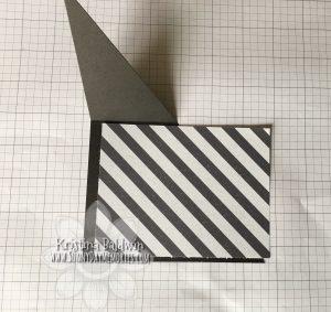 Double Triangle Pocket Card Step 4a