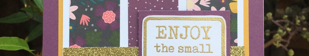 August SOTM Small Stuff Card