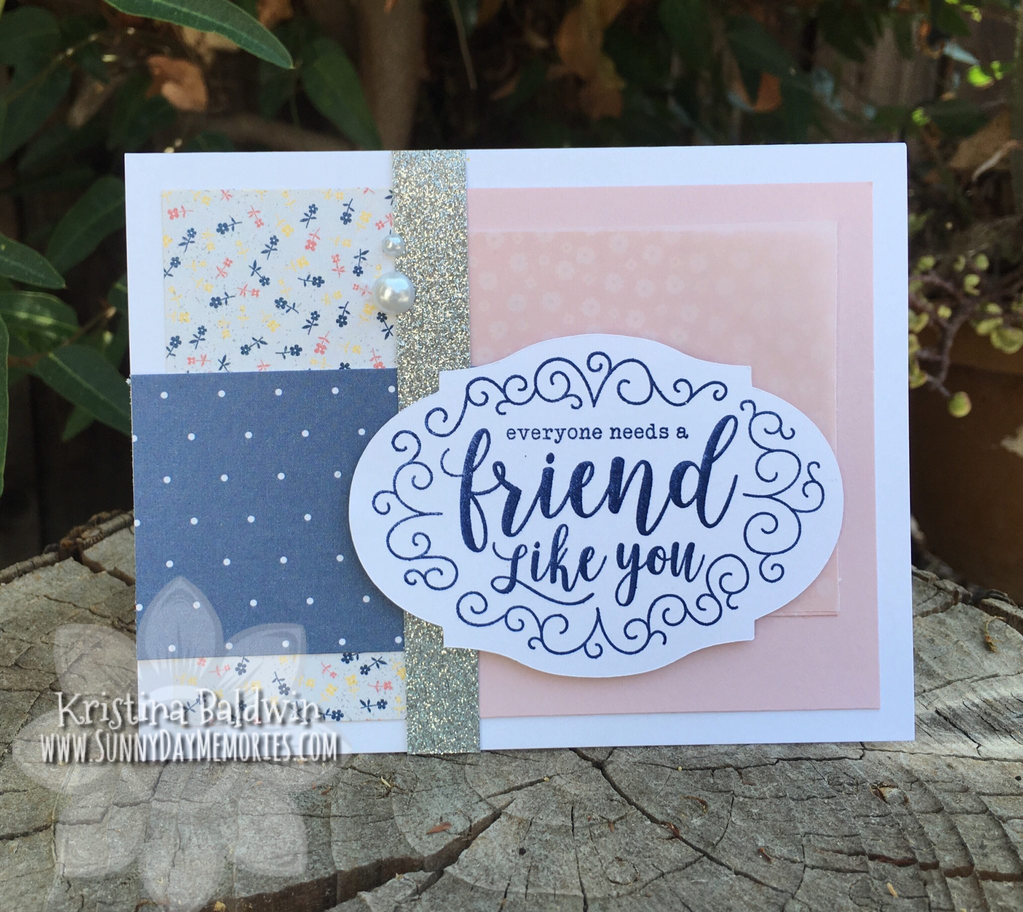 Friend Like You Card