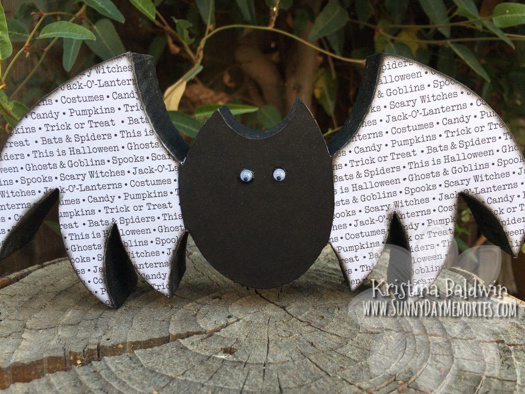 Halloween Bat Home Decor