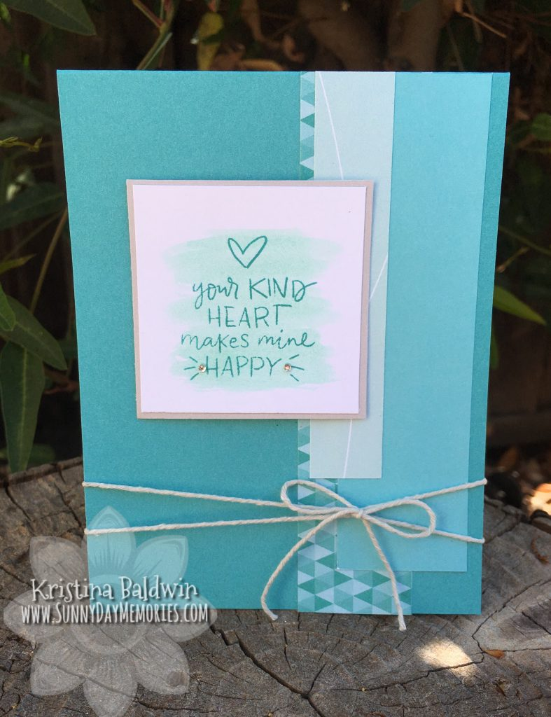 Kind Heart Card