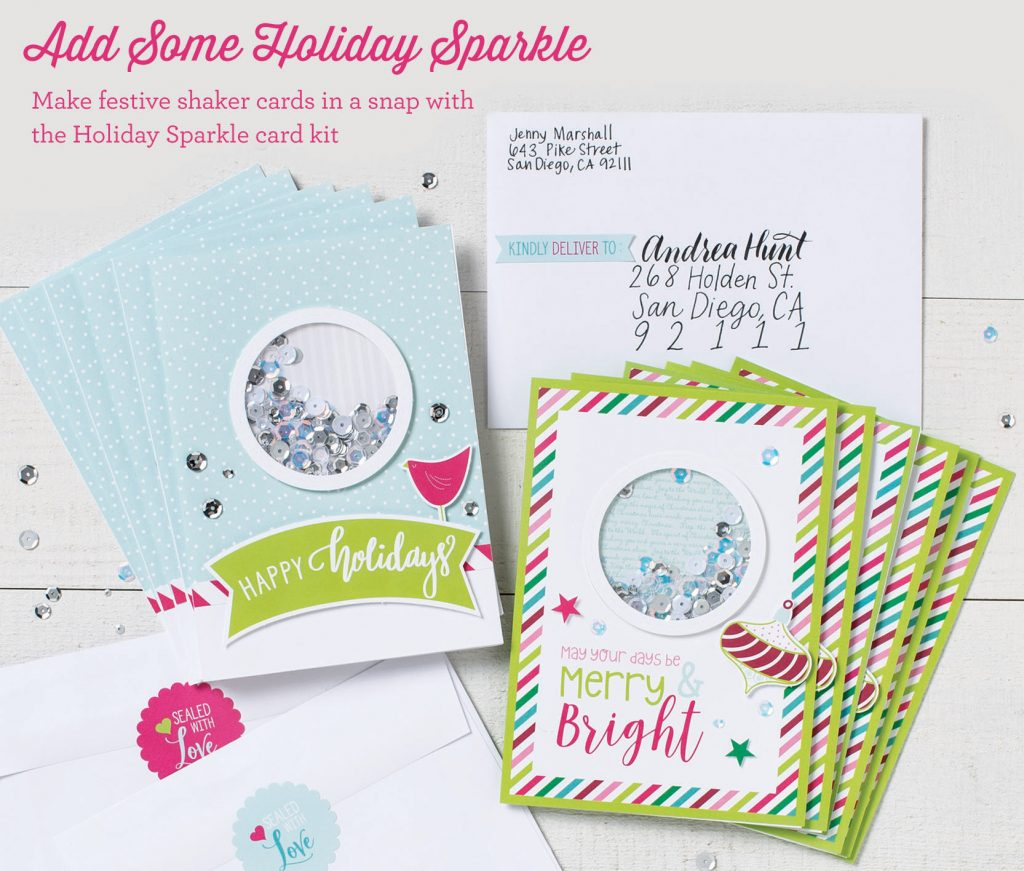 October CTMH Special Holiday Sparkle