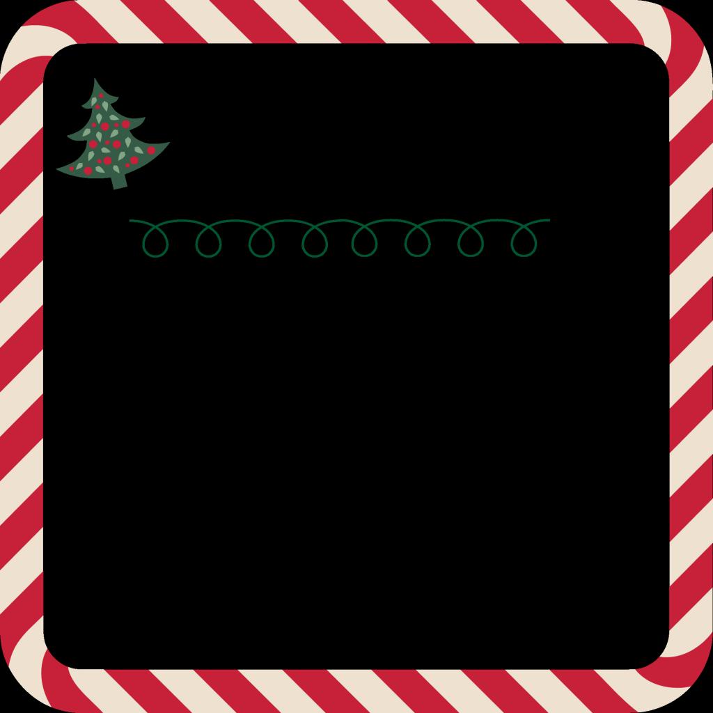 2018 Christmas Card Checklist