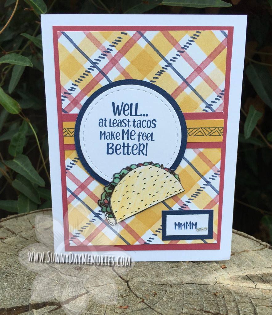 Better with Tacos Card