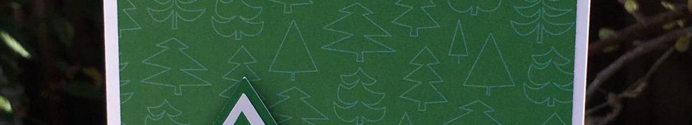 Simple Tree Card
