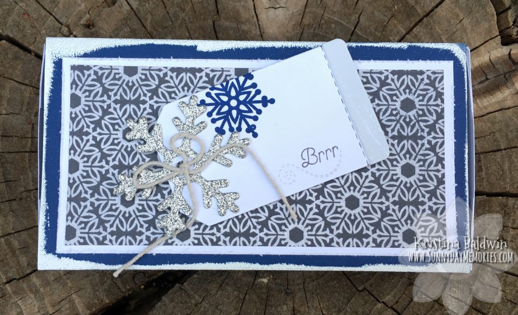 Winter Flurries Box