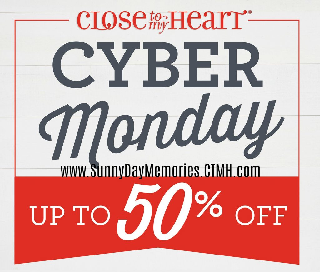 CTMH Cyber Monday 2018