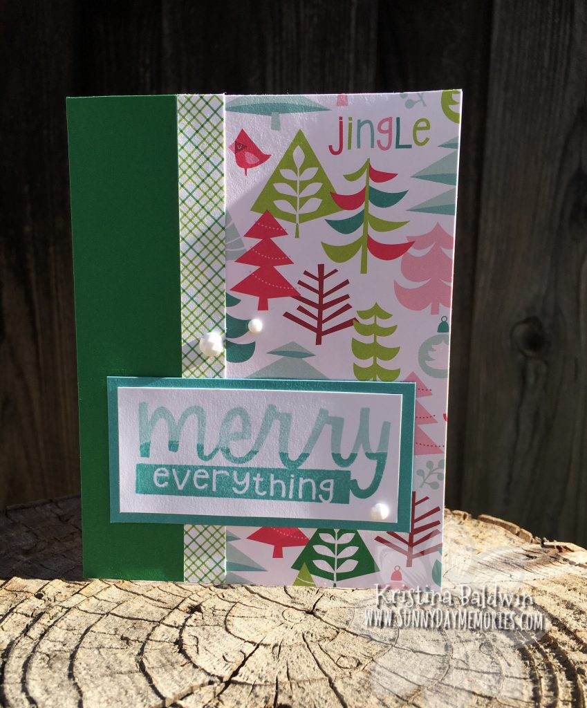 Merry Everything Card