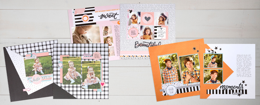 Hello Pumpkin Deluxe Scrapbooking Kit
