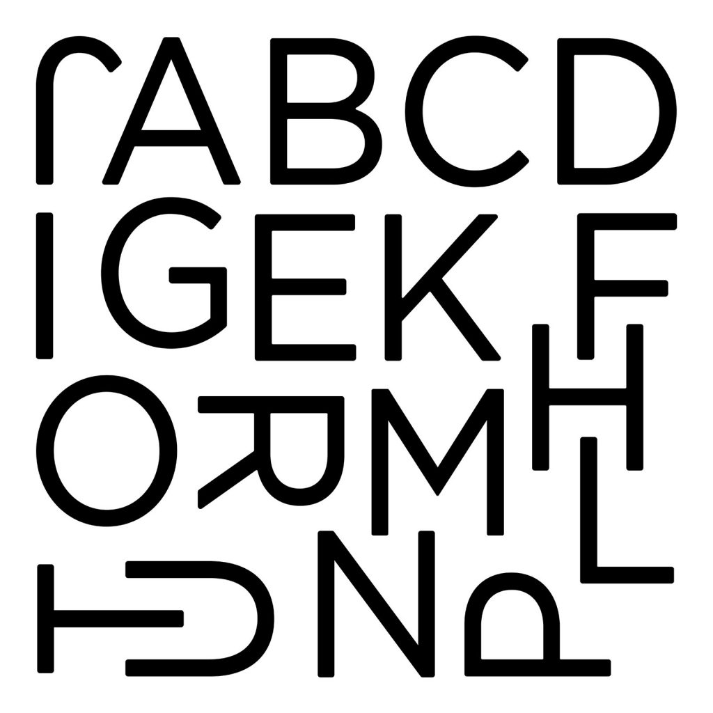 CTMH Solid Classroom Alphabet
