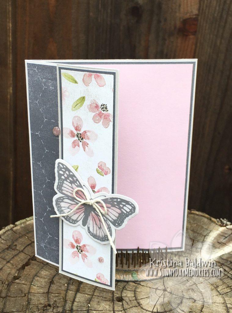 Feels Like Home Butterfly Friendship Card